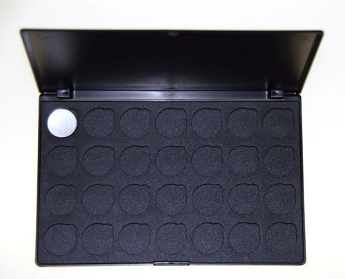 Empty 28 Pan Magnetized Palette (without pans)