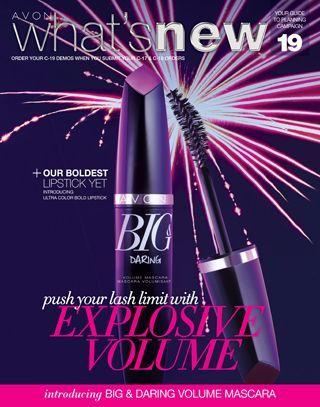 Big & Daring Volume Mascara