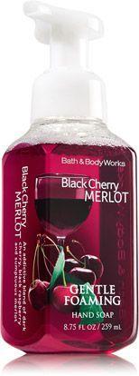 Antibacterial Foaming Hand Soap Black Cherry Merlot