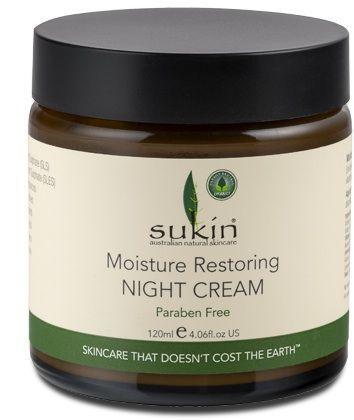 Moisture Restoring Night Cream