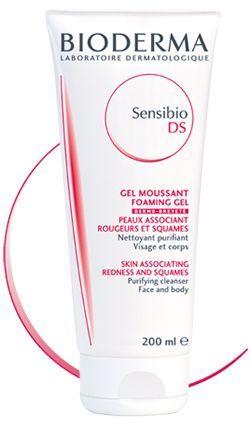 Sensibio DS Foaming Gel