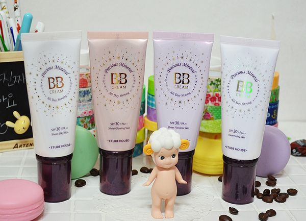 Etude House Precious Mineral All Day Strong BB Cream ] [DISCONTINUED]