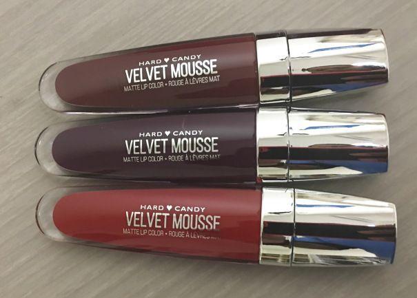 Velvet Matte Mousse Lip Color