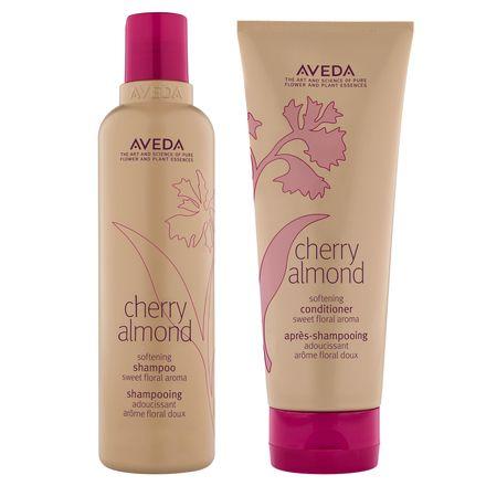 cherry almond softening shampoo / conditioner