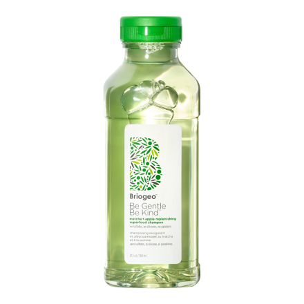 Be Gentle, Be Kind matcha + apple replenishing superfood shampoo