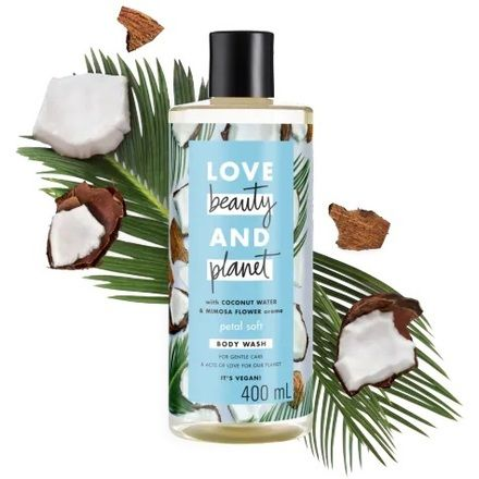 Coconut Water & Mimosa Flower Body Wash Radical Refresher
