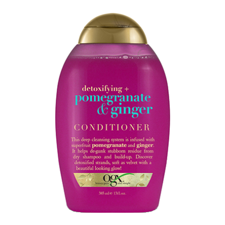 Pomegranate & Ginger Conditioner