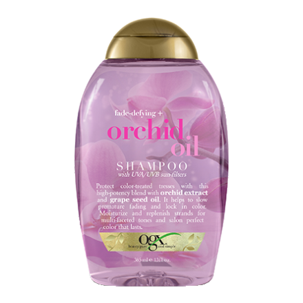 Orchid Oil Shampoo