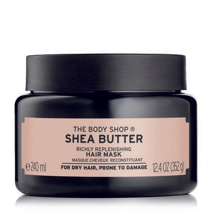 The Body Shop Richly Replenishing Shea Butter Hair Mask