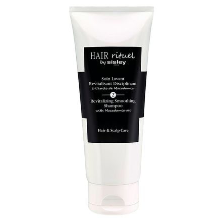HAIR rituel REVITALIZING SMOOTHING SHAMPOO WITH MACADAMIA OIL