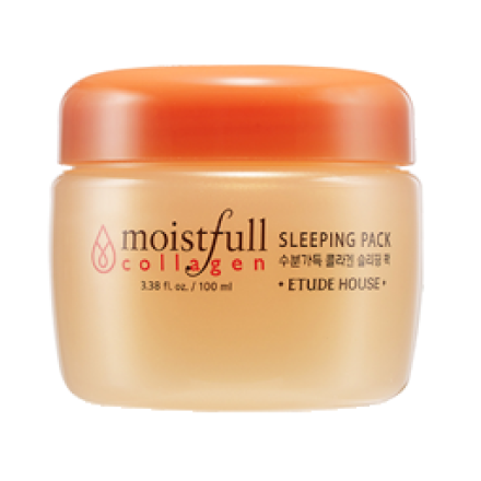 Collagen Moistfull Sleeping Pack