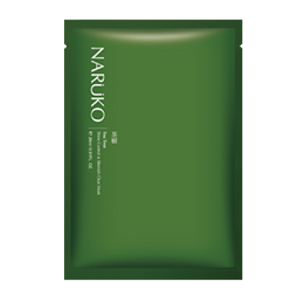 Tea Tree Shine Control & Blemish Clear Mask