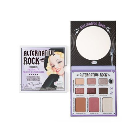 ALTERNATIVE ROCK® VOL. 1 Face Palette