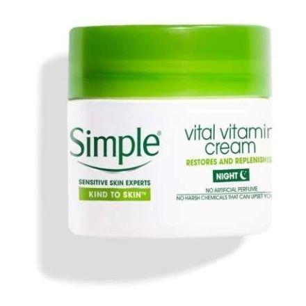 Kind to Skin Vital Vitamin Night Cream