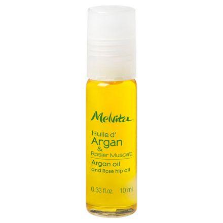 Argan Oil and Rose Hip Oil