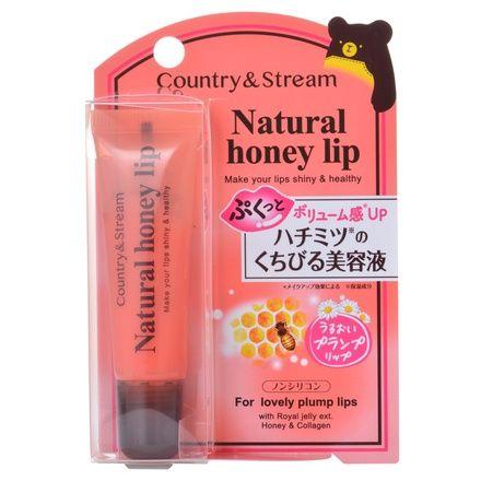 Natural Honey Lip Peachy Plump