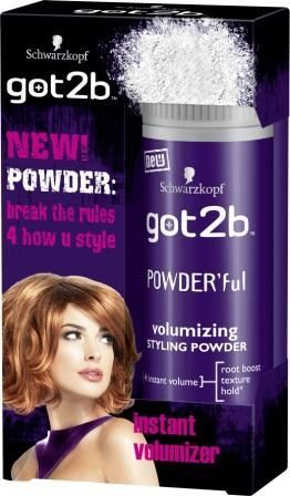 POWDER'ful Volumizing Styling Powder