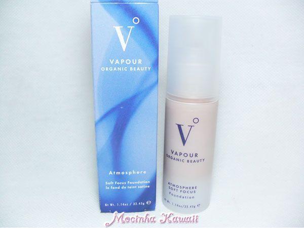 Vapour Organic Beauty Atmosphere Soft