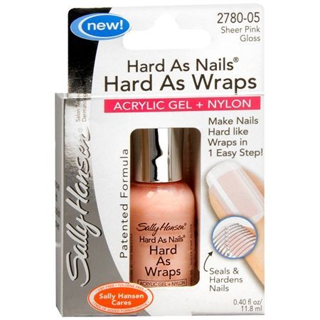 Hard as Wraps Powerful Acrylic Gel