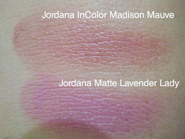 Matte-Lavender Lady
