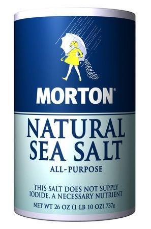 Sea Salt Mask
