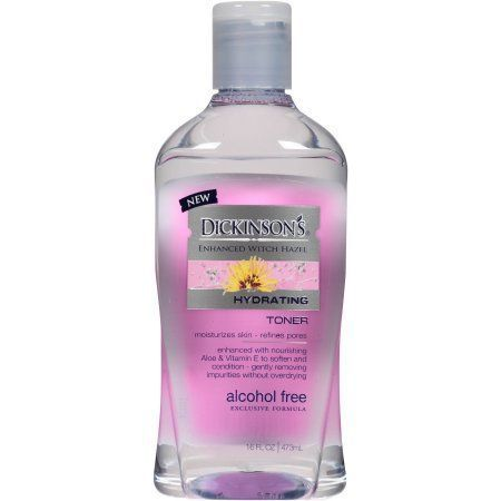 Dickinson's Enhanced Witch Hazel Hydrating Toner