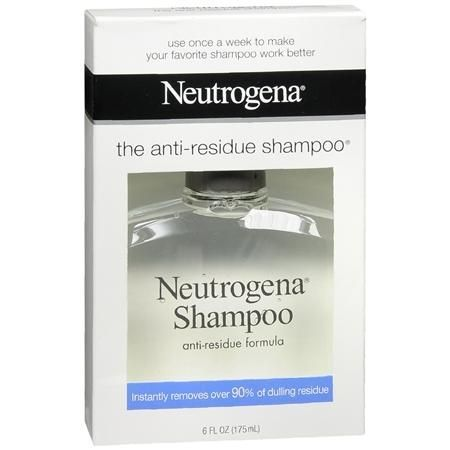 Anti-Residue Gentle Clarifying Shampoo