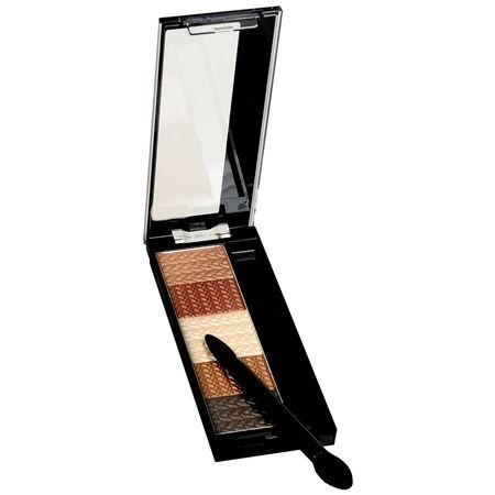 CustomEyes Shadow Liner Palette - Naturally Glamorous