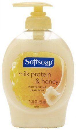Moisturizing Hand Soap - Milk and Honey