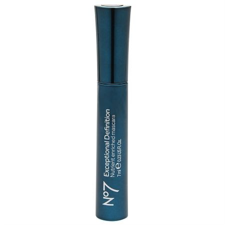 No7 Exceptional  Definition Nutrient Enriched Mascara