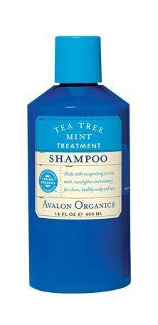 Tea Tree Mint Treatment Shampoo