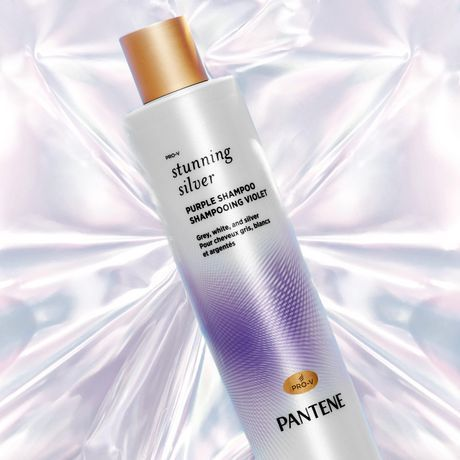 Stunning Silver Brightening Shampoo