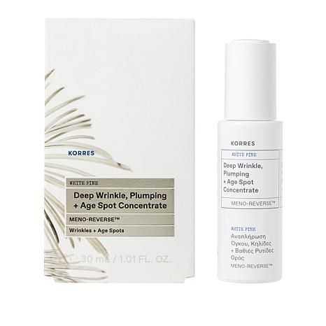 White Pine volume replenishing,age spots and deep wrinkles concentrate