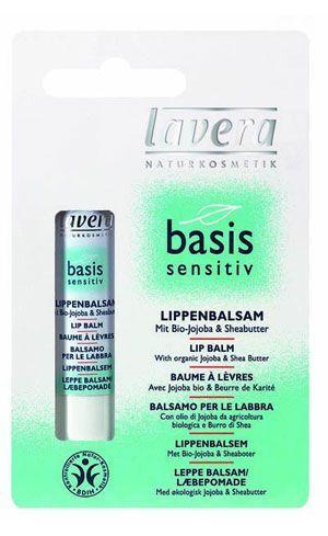 Lavera - Basis Sensitive - Lip Balm