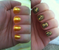 OPI Shatter over China Glaze Lighthouse (Uploaded by xtine8604)