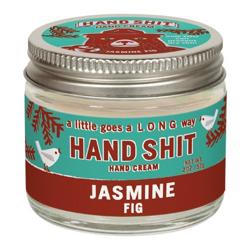 Hand Shit Hand Cream - Jasmine Fig