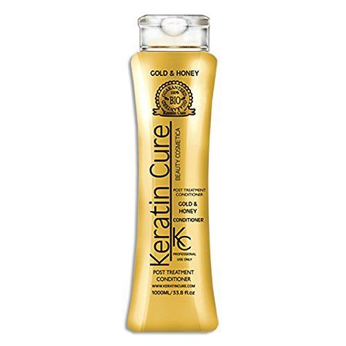 Biological Keratin Cure Conditioner Gold & Honey