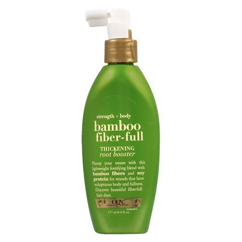 Bamboo Fiber-Full Thickening Root Booster