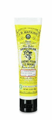 Lemon Cream Hand Repair Moisturizer