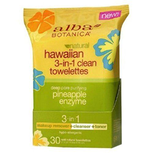 Hawaiian 3-in-1 Towelettes