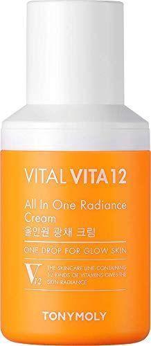 Vital Vita 12 Synergy All In One Radiance cream