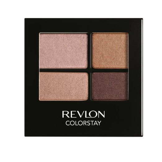 Colorstay 16 Hour Eyeshadow Quad - Decadent