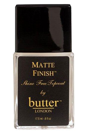 Matte Finish Topcoat