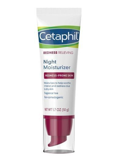 Redness-Relieving Night Moisturizer