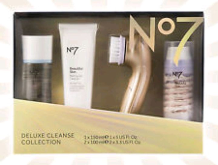 No7 Facial Cleansing Brush
