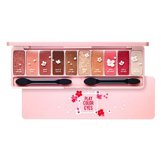 Play Color Eyes Cherry Blossom Palette