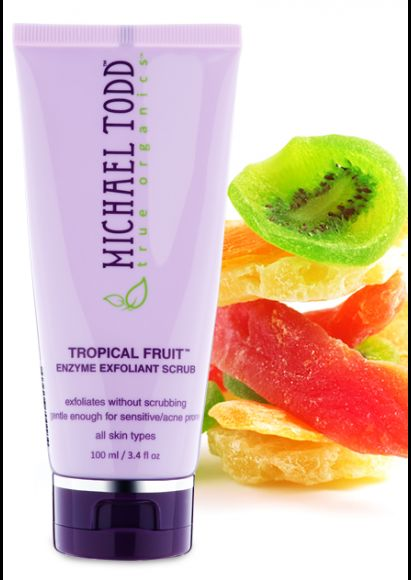 Tropical Fruit Enzyme Exfoliant Scrub