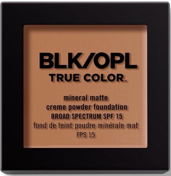True Color Mineral Matte Crème Powder Foundation SPF 15