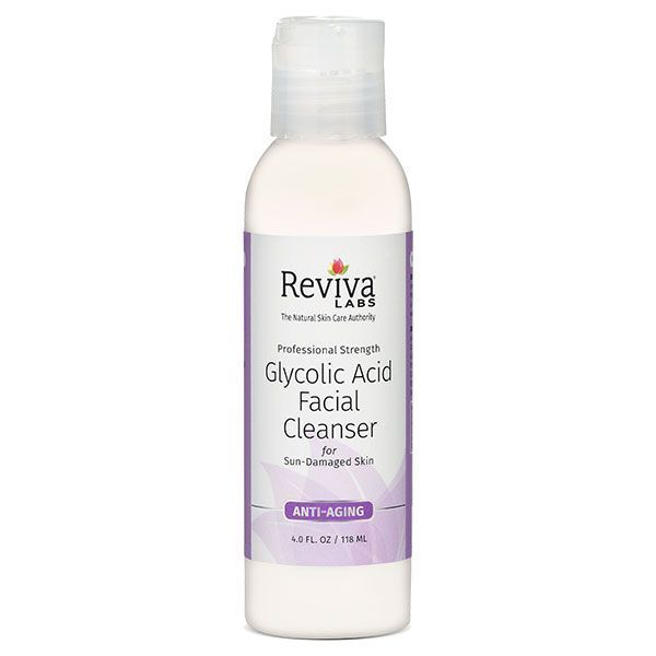 Glycolic Acid Facial Cleanser