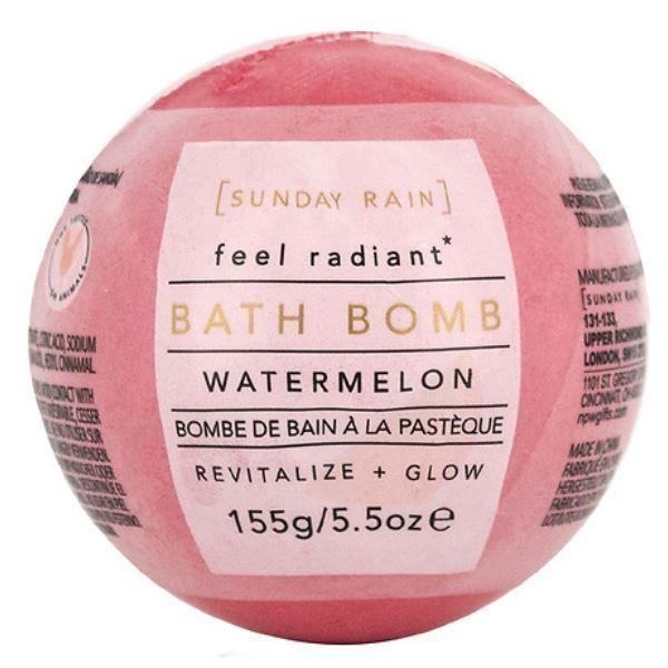 Sunday Rain - Bath Bomb Watermelon